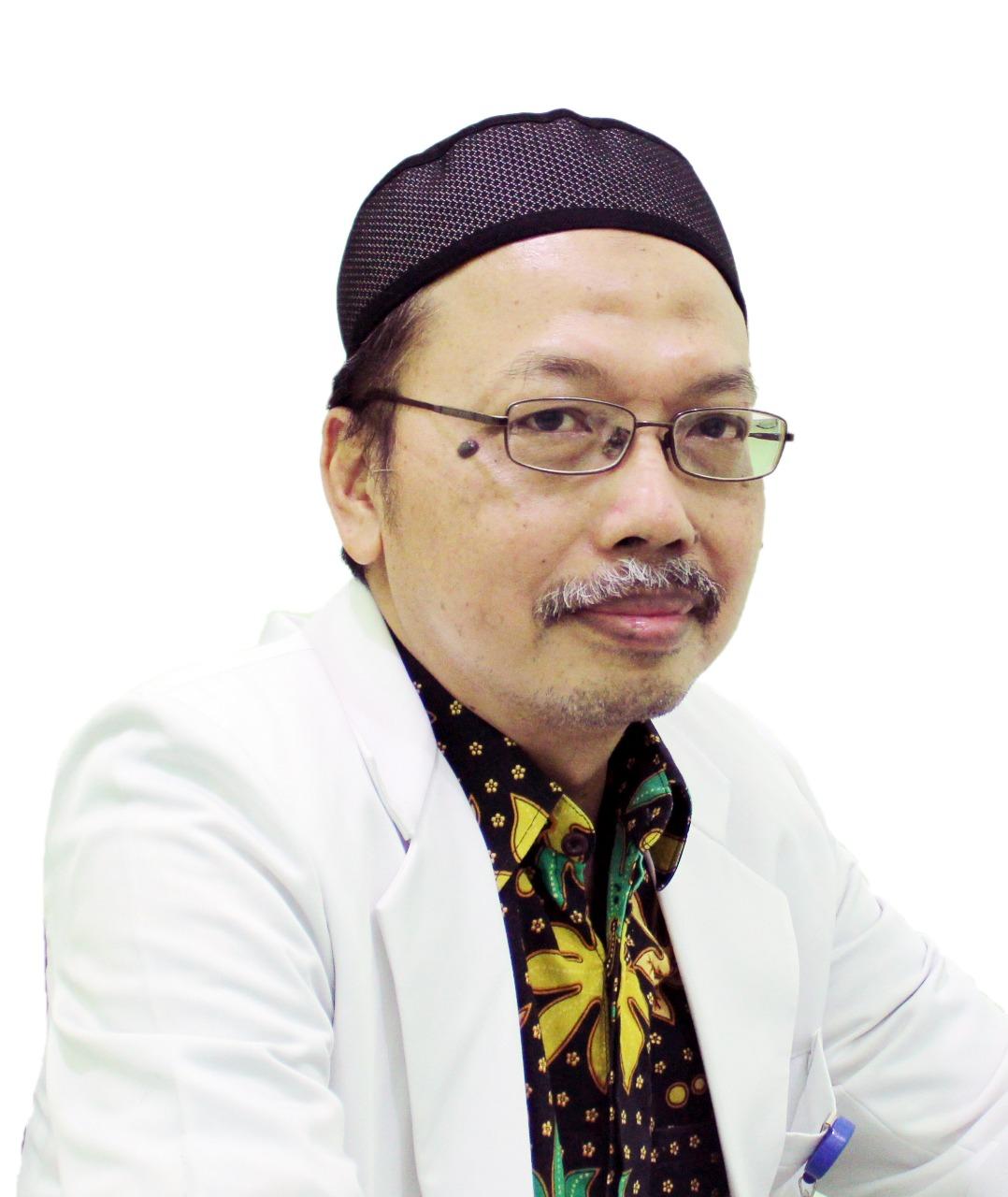 dr.Rahmat Santosa, Sp.PD
