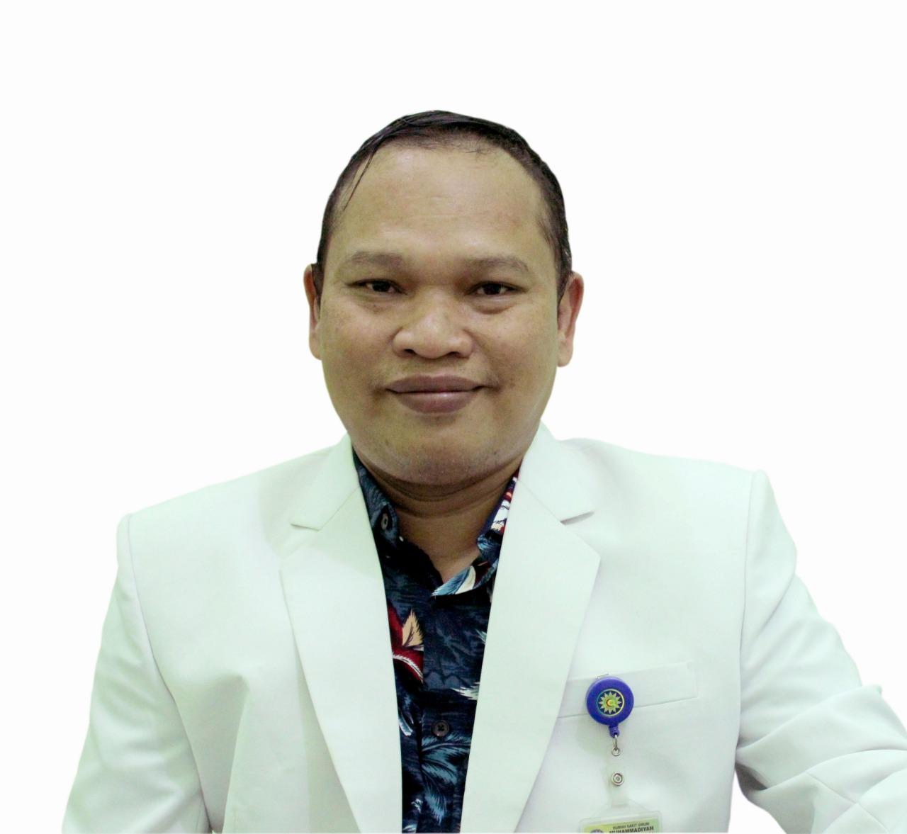 dr. Ganung Nuryanto ,M,SI Med