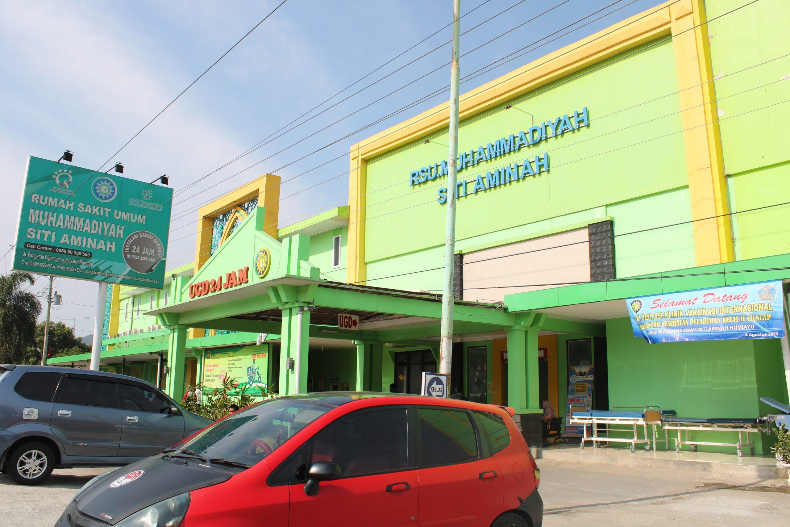RSU Muhammadiyah Siti Aminah