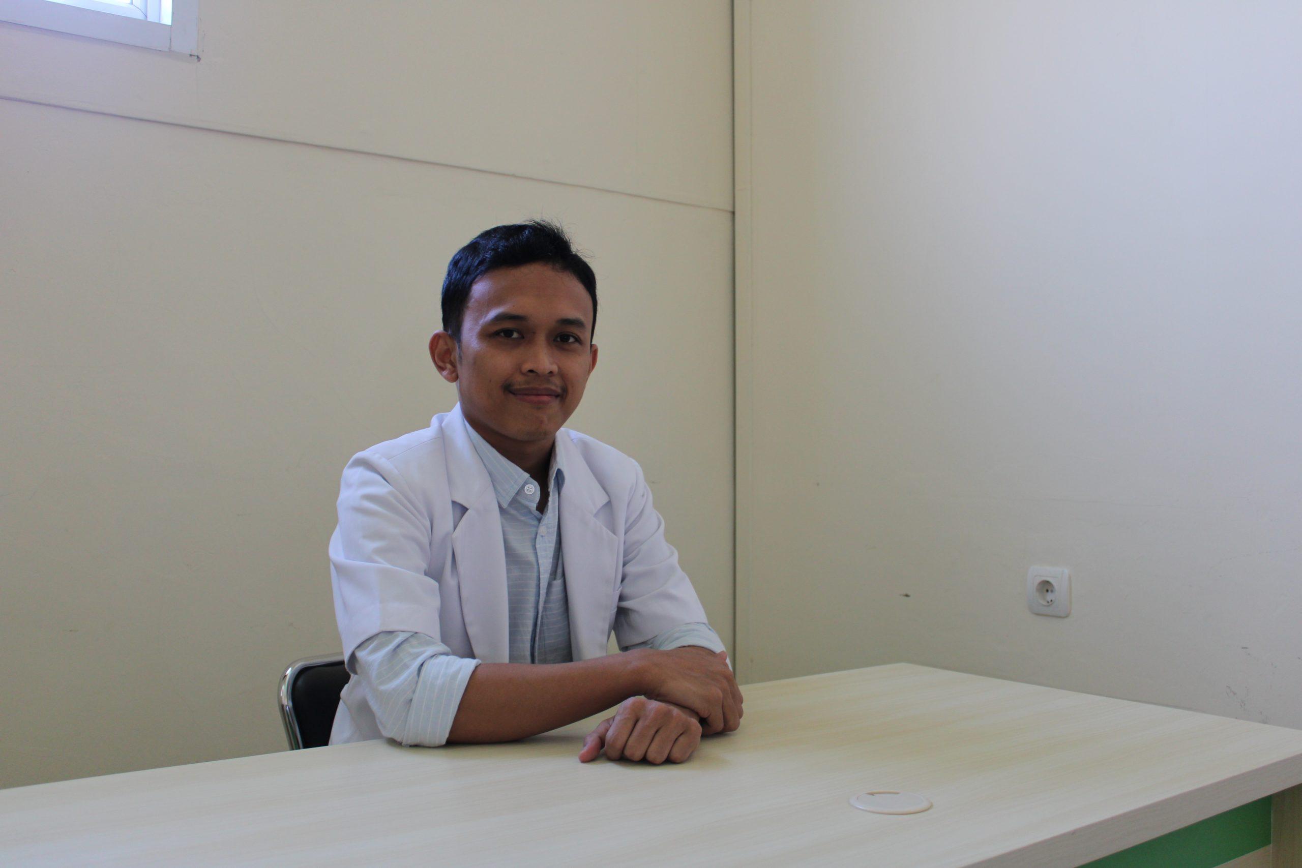 dr Riskzi Setiawan Pramono