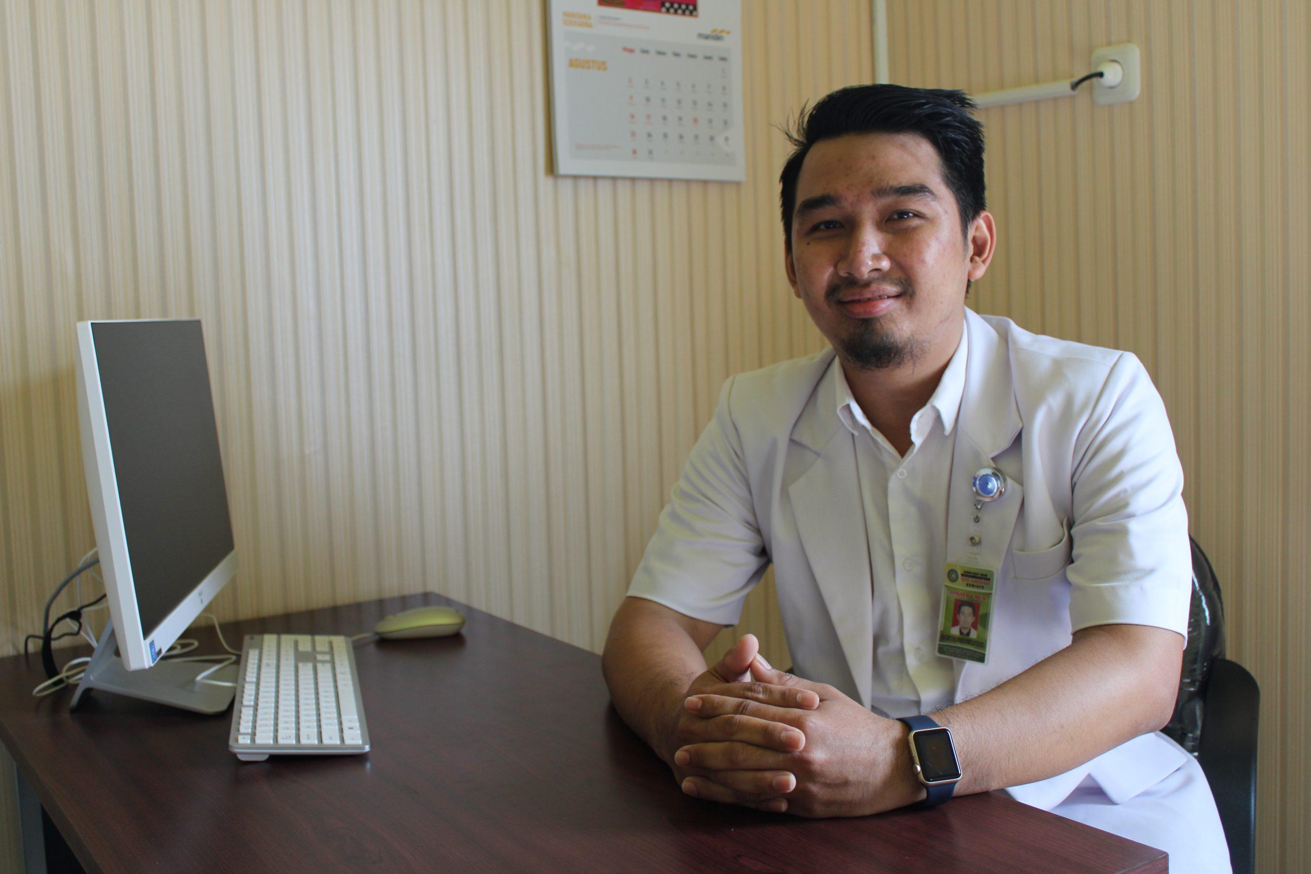 dr. Prinanda Putra