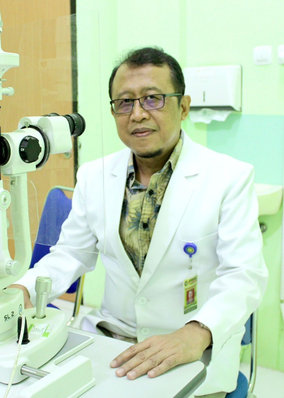 dr. H.Wachid Heru Widodo,Sp.M