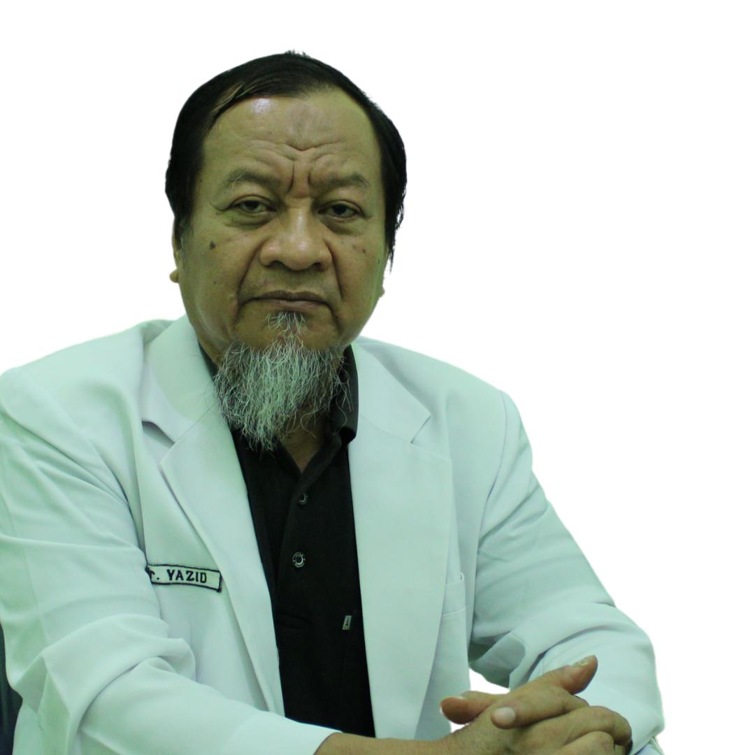 dr. H. Yazid Achari, Sp.Ort