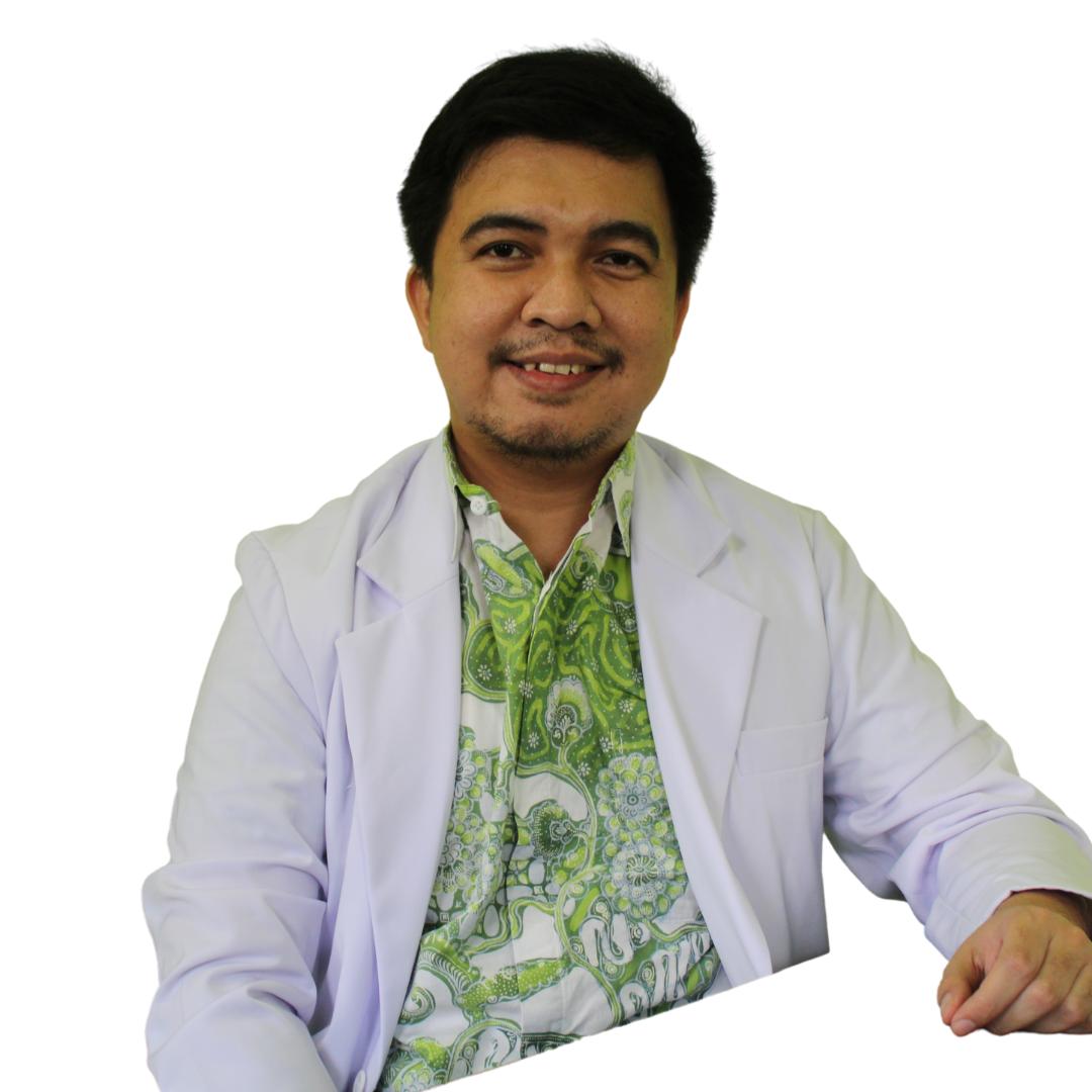 dr.Teguh Budi Santosa, Sp.P
