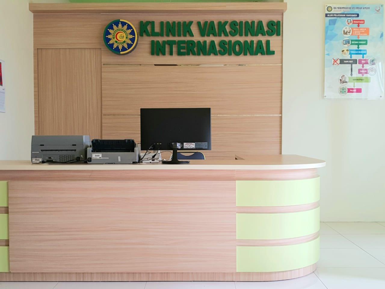 Klinik Vaksinasi Internasional