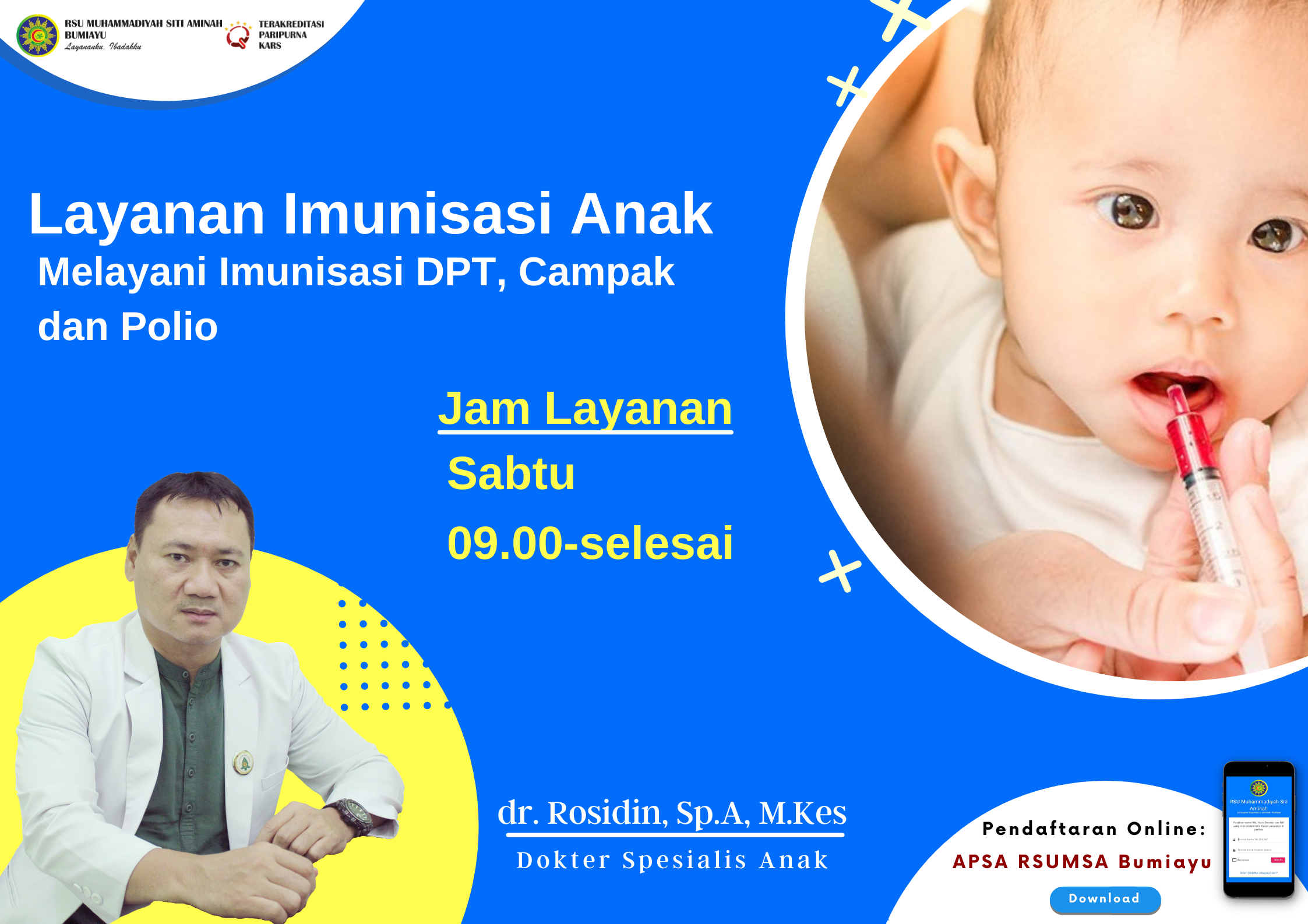 Layanan Imunisasi Anak